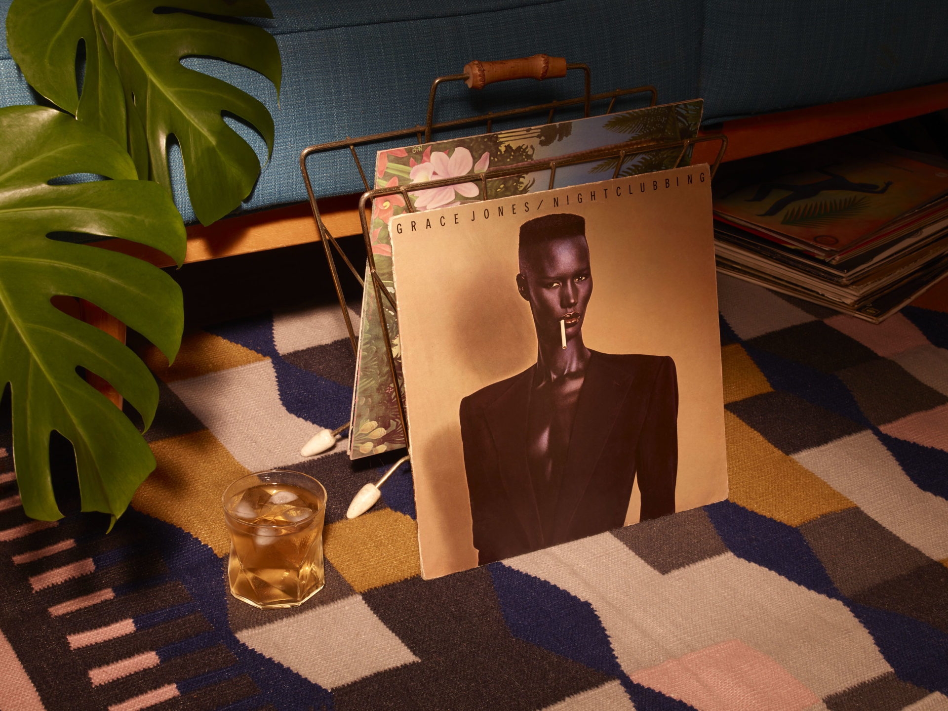 – Shaw & Shaw Photography – Shaw and Shaw Photographers Manchester – advertising photographers – graphic image – Grace Jones Vinyl – record store day – Grace Jones Nightclubbing