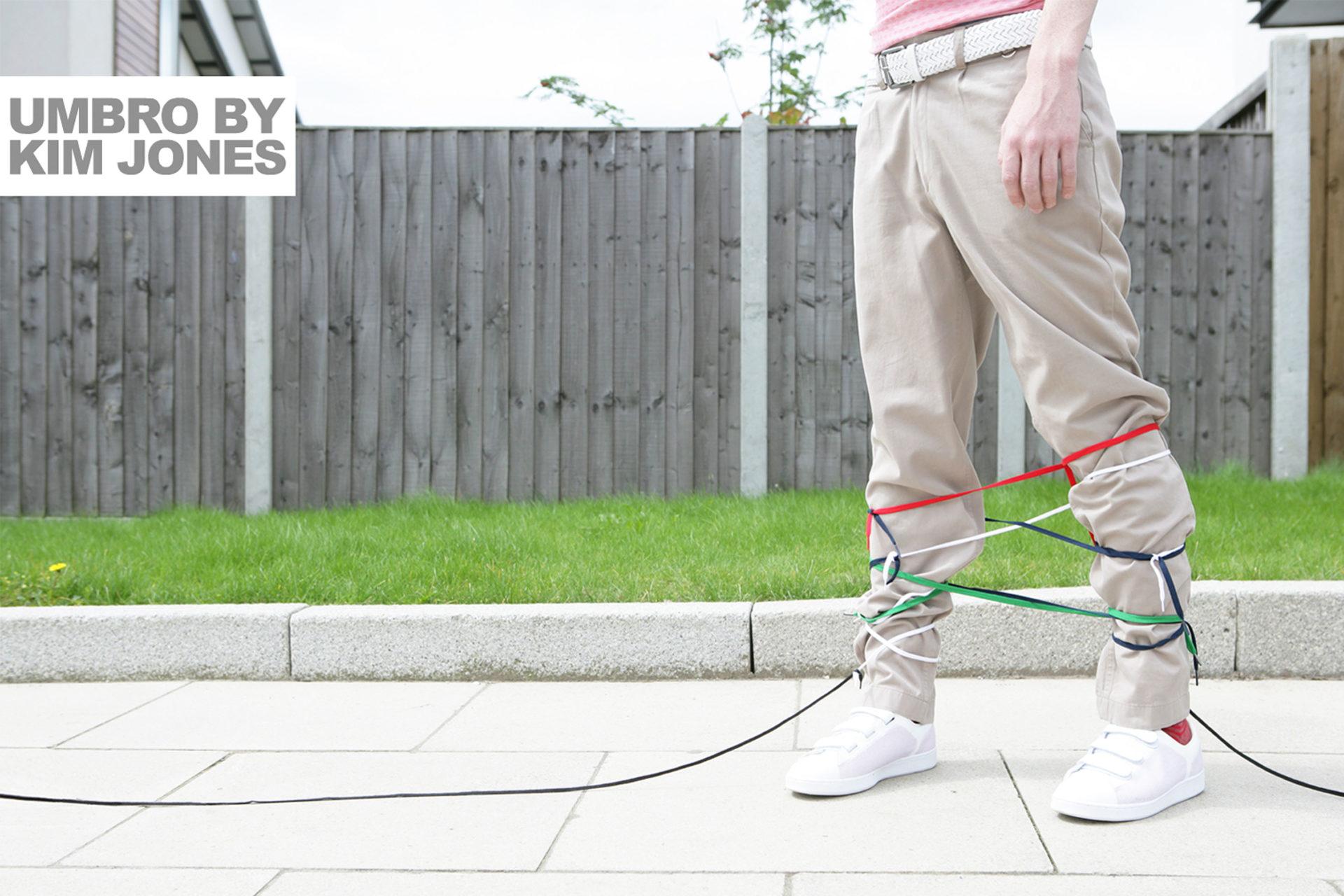 Shaw & Shaw – Umbro Kim Jones – shoelaces – Shaw and Shaw Advertising photographers photographer photography